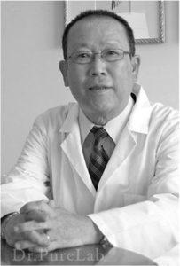 ドクターピュアラボ科学者安田先生